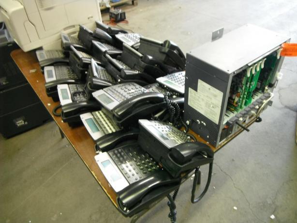 NEC Electra Elite 1PK Phone System