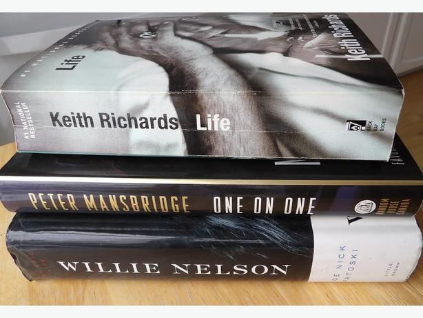 Biography & Coffee Table Books 6/$15 or as marked