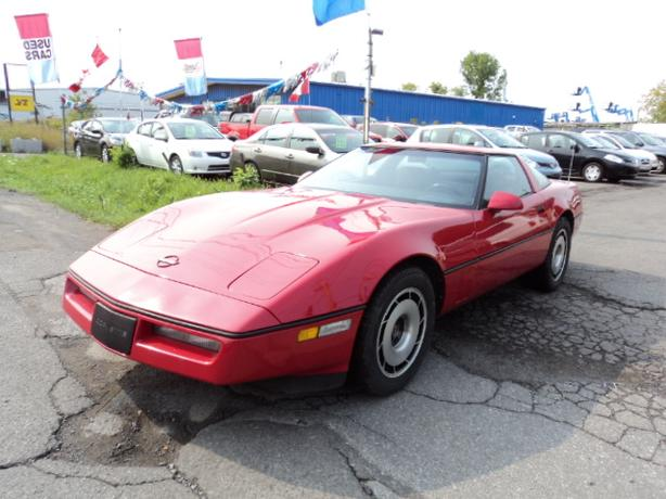1984 original chevrolet corvette T-top