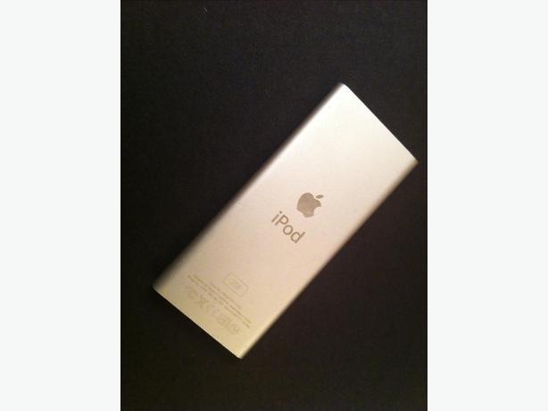 iPod model A1199-2GB-Silver