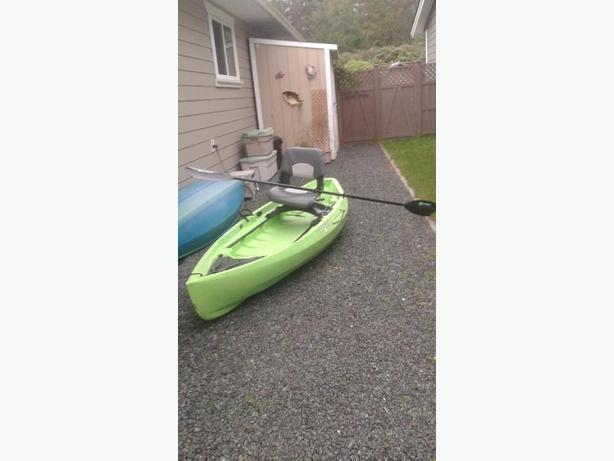 Kayak Angler's by NuCanoe