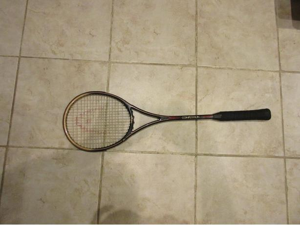 Head graphite competition squash racket
