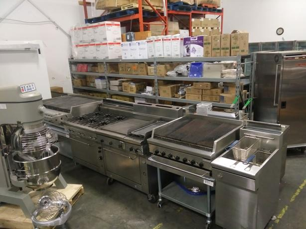 Restaurant Equip Auction Sat 16th-Refrubished Equipment