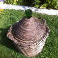 50l Damigeana in a basket used just for wine