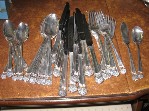 Silverplated Cutlery