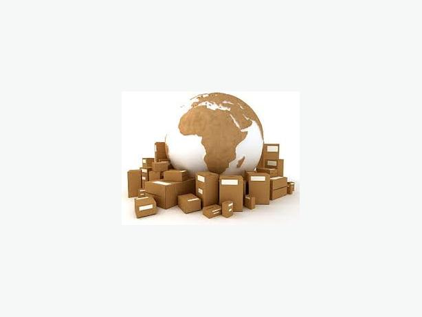 Canada Courier Delivery / Cargo Shipping from Toronto to Africa