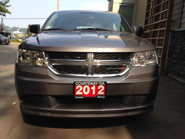 2012 Dodge Journey SE FWD