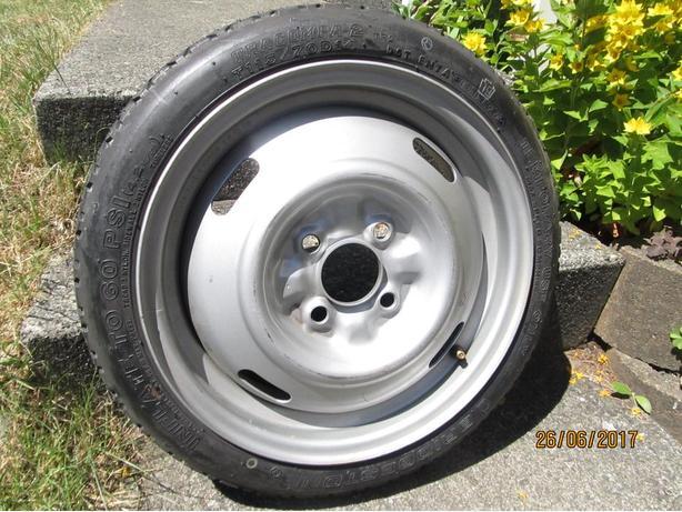 4 bolt trailer wheel/spare