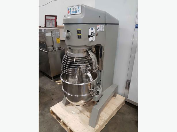 Restaurant Equip Auction Sat 16th-Bakery Equipment