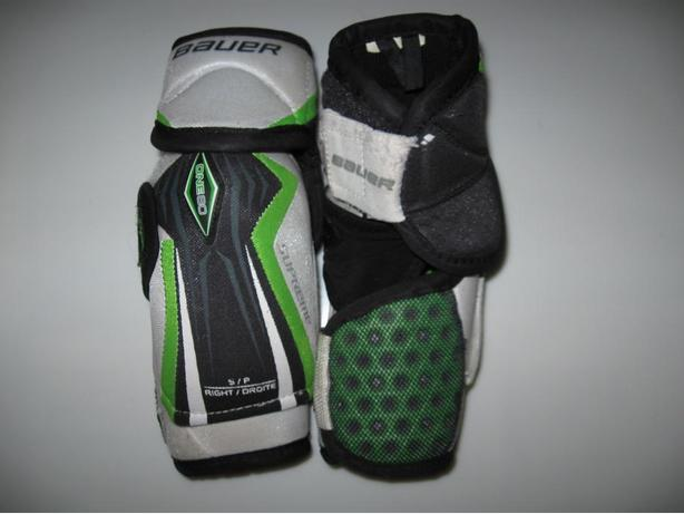 Small Bauer Supreme ONE80 Elbow Pads - Youth/Junior