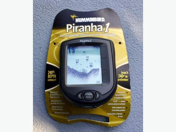 Hummingbird Piranha 1 Fishfinder