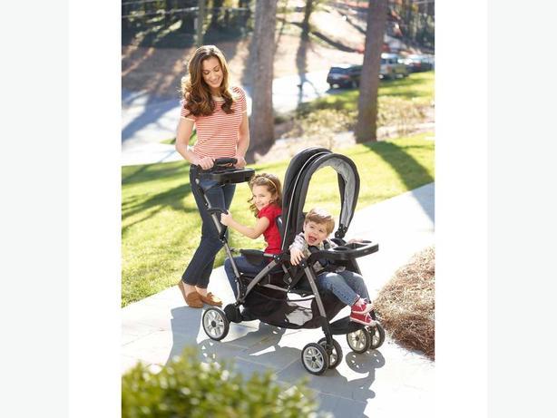 room for 2 stroller