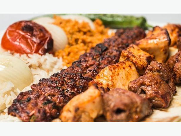 REDUCED PRICE! RGK-1046 Fast Food Grill Franchise- Middle Eastern Cuisine