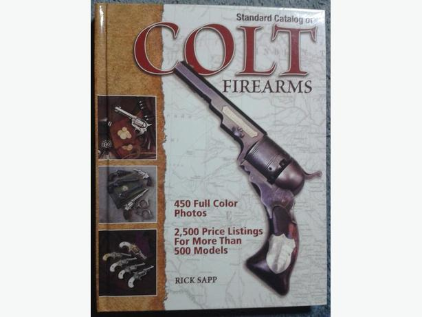 Colt Firearms Reference Book