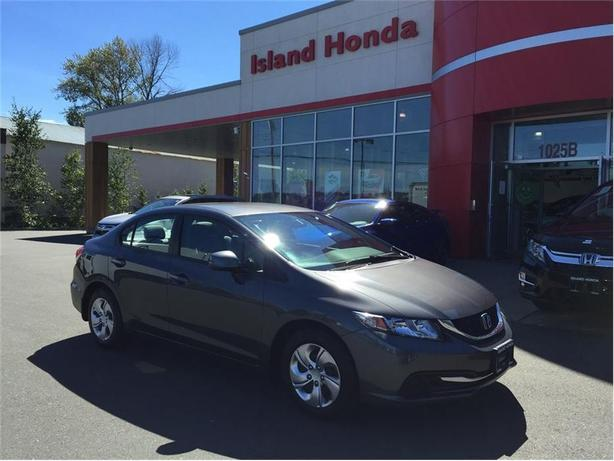 2013 Honda Civic LX | 5 SPEED MANUAL | REMOTE ENTRY
