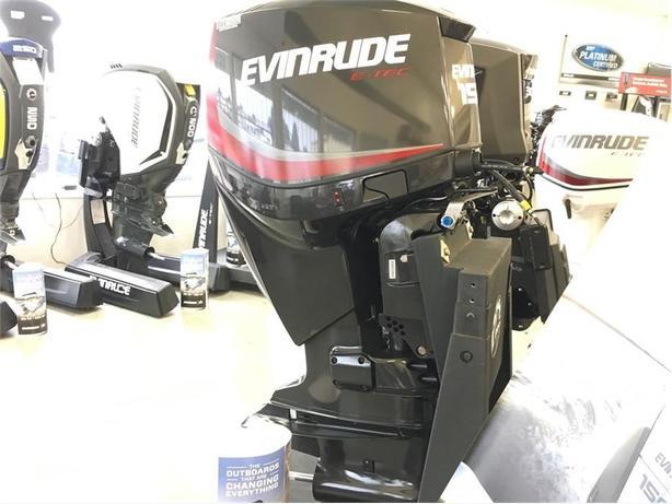 2017 Evinrude 150 HP ETEC