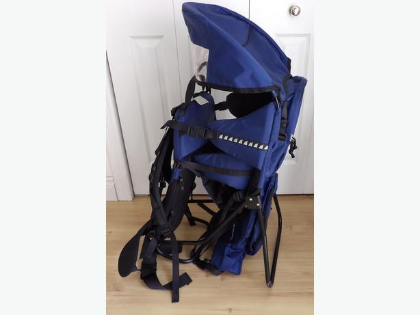 Mountain Equipment Co-op HAPPYTRAILS Infant to Child Carrier Backpack