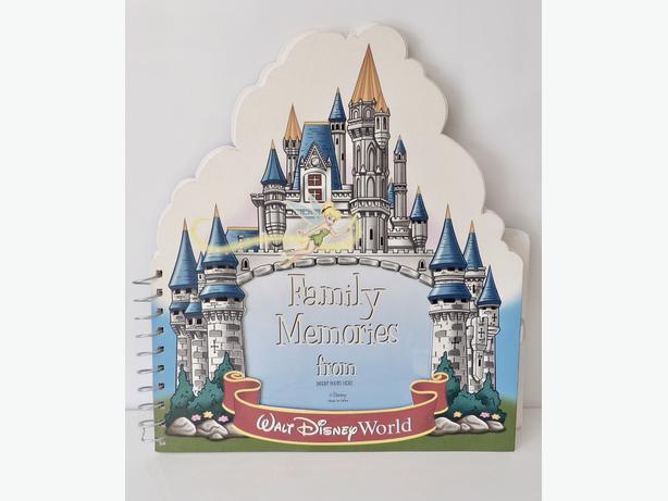 Disney Photo/Memory Album, Blue Frame & Mini Photo Album $5/LOT