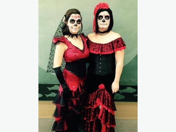 Mexican / Spanish / Day of the Dead Costumes for Rent