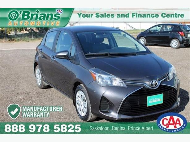 2016 Toyota Yaris LE w/Mfg Warratny