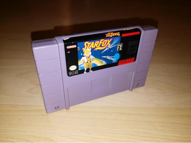 Star  Fox For The Super Nintendo (SNES)