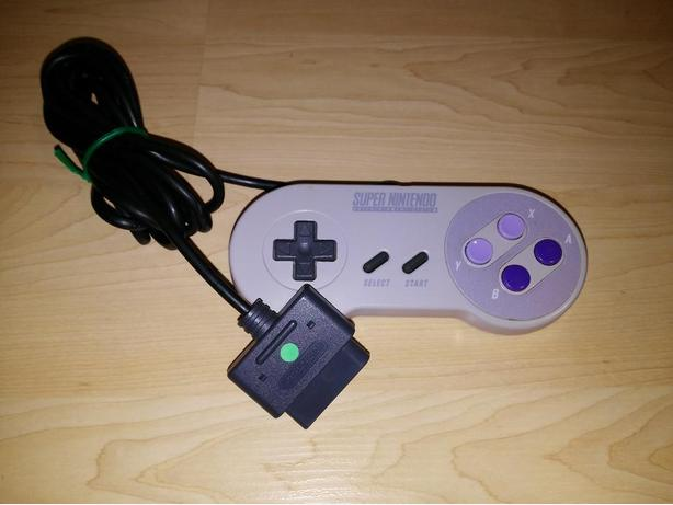 Authentic Super Nintendo (SNES) Controller - Works Perfectly
