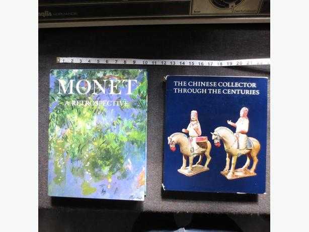 Monet a Retrospective and The Chinese Collector