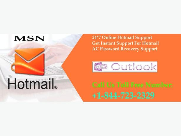 Hotmail Tech Customer service Number +1-844-723-2329 USA Canada