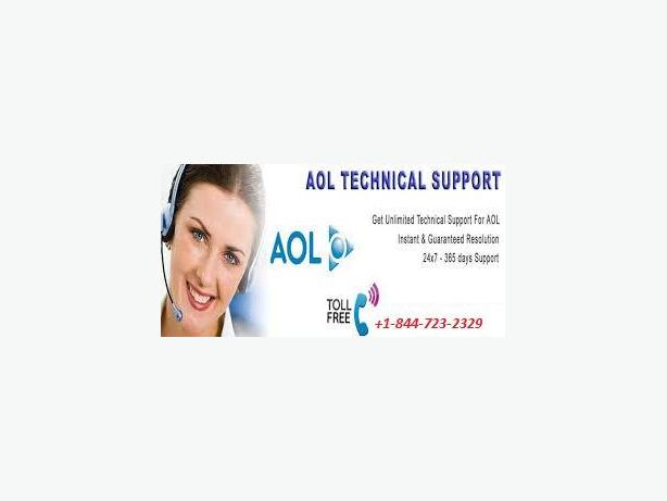 Technical Service For AOL mail USA number+1-844-723-2329 Canada Helpline Contact