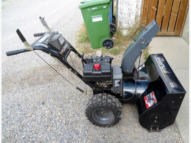 "MURRAY SELECT 29""  SNOW BLOWER"
