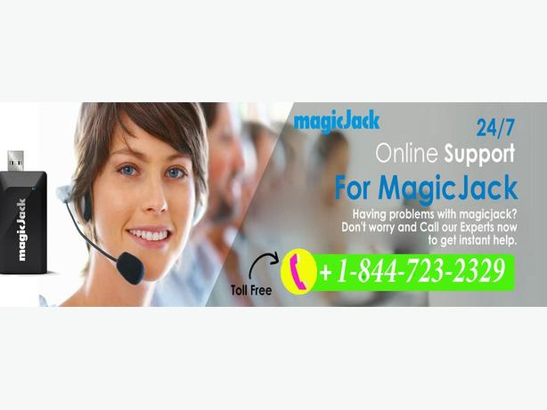 Customer service Number For Magicjack USA+1-844-723-2329 canada Helpline number