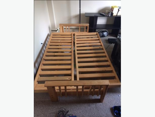 Futon Frame - IKEA - FREE