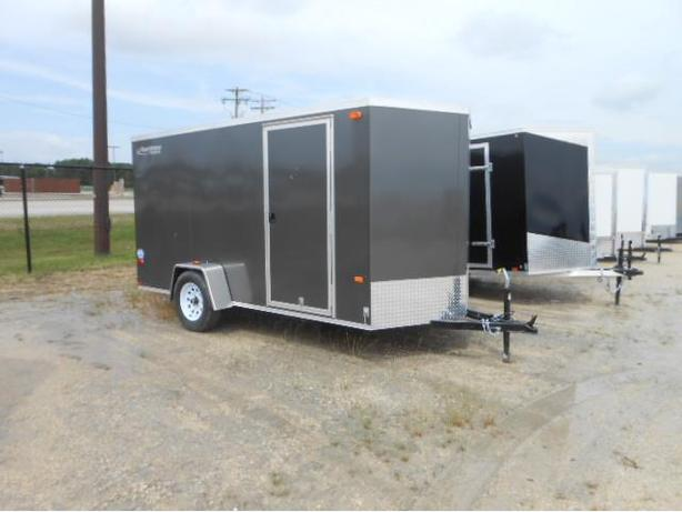 2018 Rainbow 6X12 Express Cargo Ramp Door HH4159