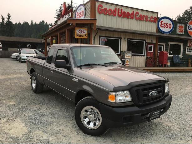 2006 Ford Ranger Extended Cab Manual 3.0 L
