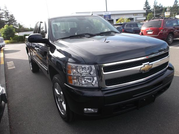 2009 CHEVY 1500 EXTENDED CAB LTZ 4X4 FOR SALE