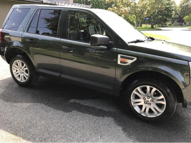 Land Rover LR2, winter tires included