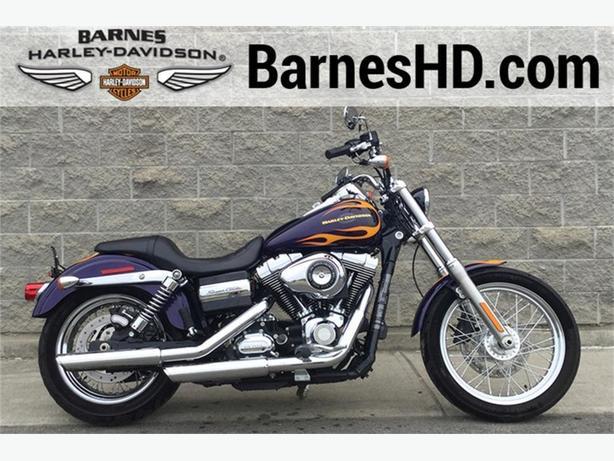 2012 Harley-Davidson® FXDC - Dyna® Super Glide® Custom