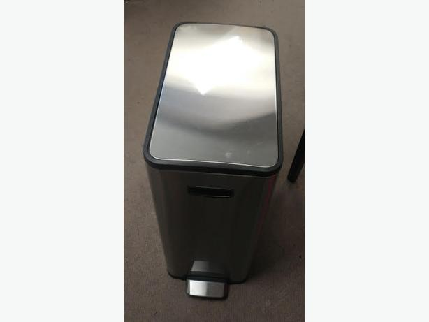 BRAND NEW TRASH CAN