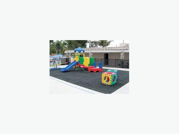 Playfall Tiles for playgrounds or underneath swings