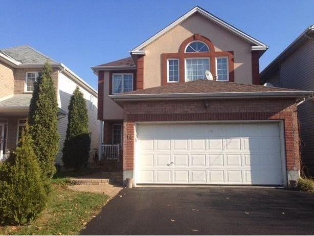 single home in Hunt Club area, Ottawa