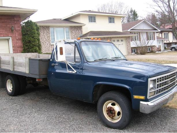 LOOKING FOR 1973-1991 CHEVY 1TON FRAME /PART TRUCK