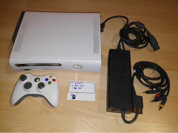 Xbox 360 System With Controller
