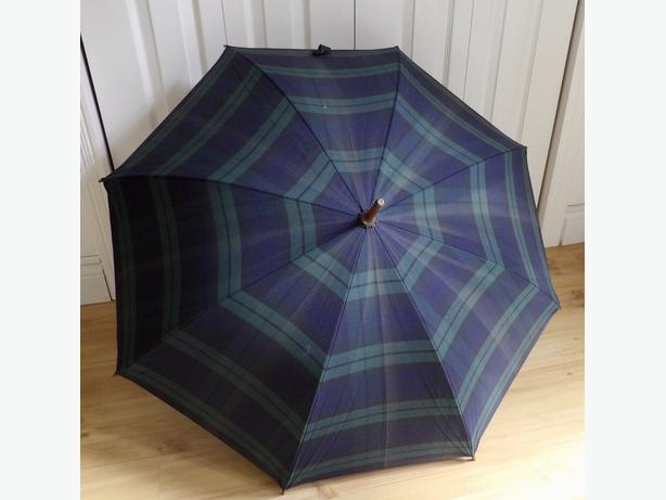 Ralph Lauren Tartan Classic Black Watch Umbrella