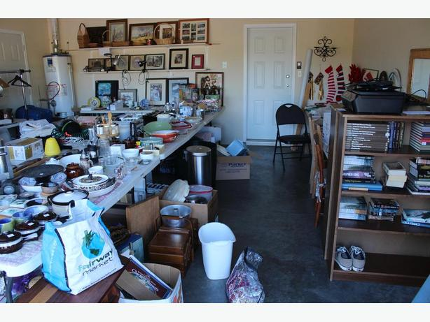 Giant Multi-Family Garage Sale