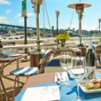 For Lease:  Waterfront Restaurant with view of False Creek
