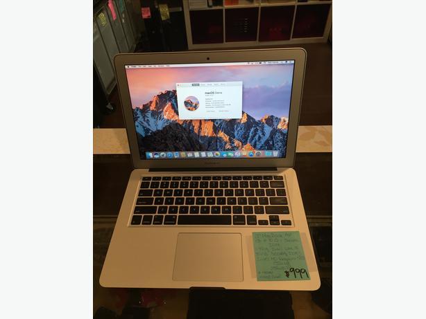 """13"""" MacBook Air 1.4GHz i5 8GB 256 GB SSD w/ Warranty!"""