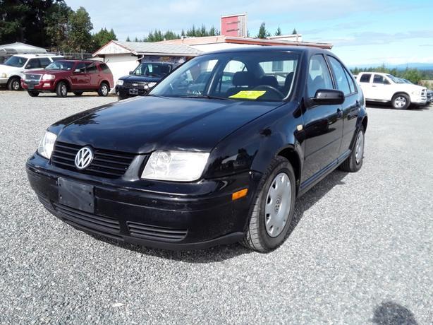 2000 VW Jetta GLS