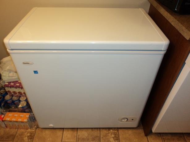 Brand new chest freezer