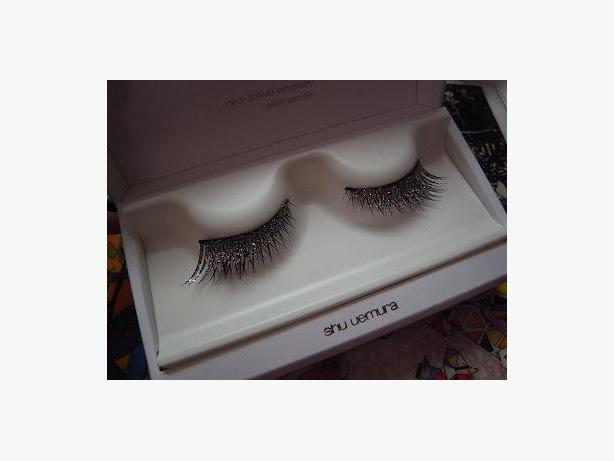 SHU UEMURA Odyssey Sparkle Eyelashes