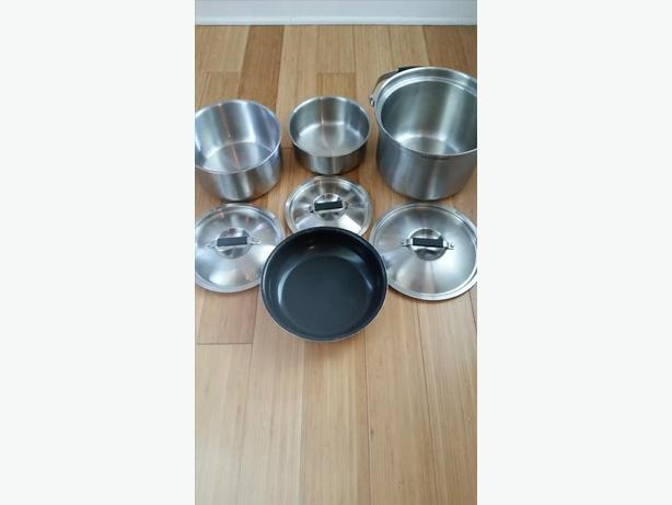 Lagostina Sauce Pan and Skillet